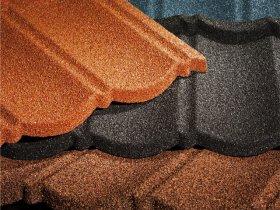 Преимущества композитной металлочерепицы
