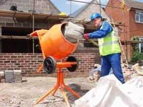 Как нужно правильно делать замес бетона