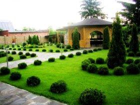 Планирование ландшафтного дизайна к садовому участку