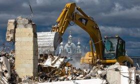 Что необходимо для проведения демонтажа промышленных зданий
