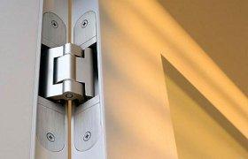 Какие навесы выбрать при установке межкомнатных дверей?
