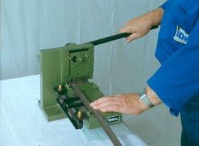 Использование гильотинных ножниц при раскрое металла