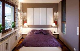15 советов по оформлению маленькой спальни