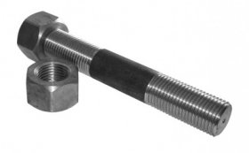 Понятие резьбовой шпильки и область ее применения