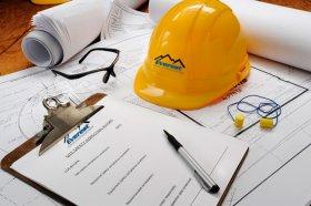 Изготовление печатей с контрольными метками для строительных компаний