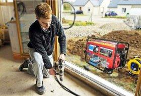 Как выбрать качественный генератор для дома?