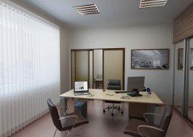 Основной этап ремонта офисного помещения – разработка его дизайна