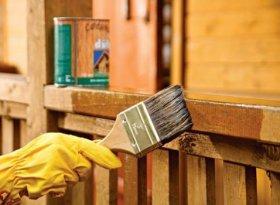 Чтобы деревянные изделия не портились, их нужно защитить