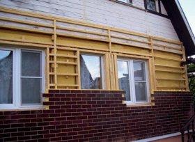 Какой материал выбрать для утепления фасада дома