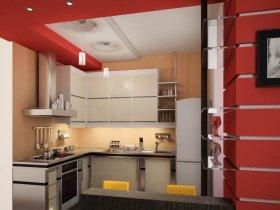 Косметический ремонт кухни: как сэкономить?