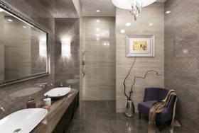 Как сделать элитный дизайн ванной комнаты