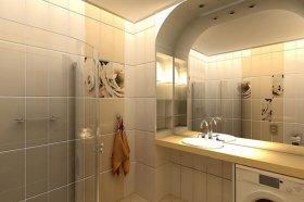 Что значит сделать ремонт ванной комнаты под ключ