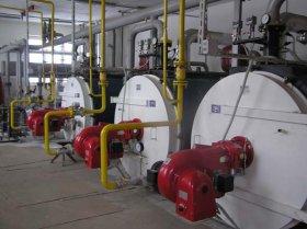 Система вентиляции для котельной