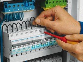 Для чего используются автоматические выключатели при проведении электромонт ...