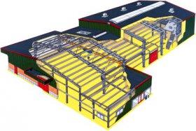 Что необходимо учитывать при заказе проектирования складов
