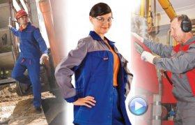 Безопасность строителей и рабочих зависит от качества спецодежды