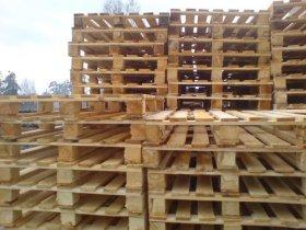 Деревянные транспортные поддоны – обязательный элемент современного склада
