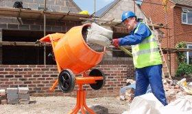 Как хранить строительные материалы для изготовления бетона?