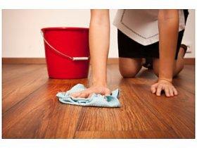 Профессиональная уборка ламината: доверьтесь клининговой компании!