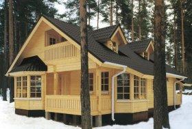 Причины популярности деревянных домов