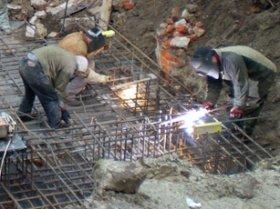 Использование сварочного оборудования при проведении строительных и ремонтн ...