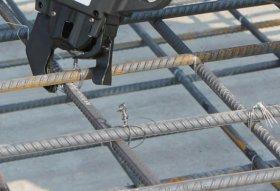 Пистолет для вязки арматуры – необходимый инструмент для строительных работ
