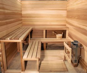 Как правильно выбрать вагонку для внутренней отделки бани