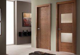 Как выбрать шпонированные двери