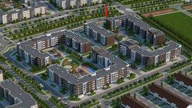 Дольщики квартир дома №1 в ЖК «Миловский парк» получили ключи