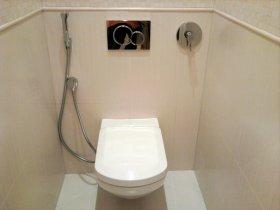 Гигиенический душ для унитаза – особенности и преимущества конструкции