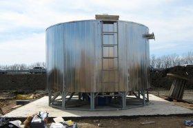 Преимущества стальных сборных резервуаров для хранения воды