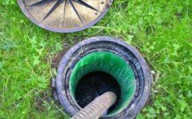 Установка септиков и проблема жидких бытовых отходов