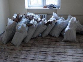 Разновидности мешков для строительного мусора
