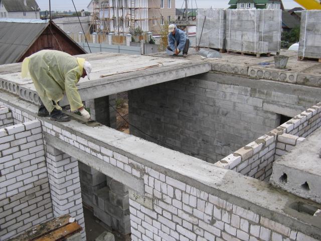 Плиты перекрытий в строительстве бассейн из жби плит