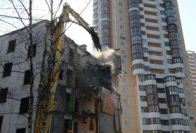 Московские эксперты провели анализ проекта по второму этапу сноса пятиэтаже ...