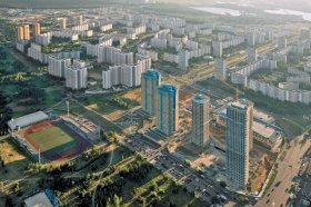 В феврале 2017 года спрос на недвижимость Москвы сильно упал