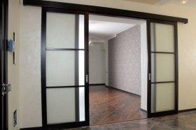 Плюсы и минусы раздвижных дверей