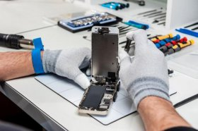 Как сделать дизайн интерьера мастерской по ремонту телефонов?